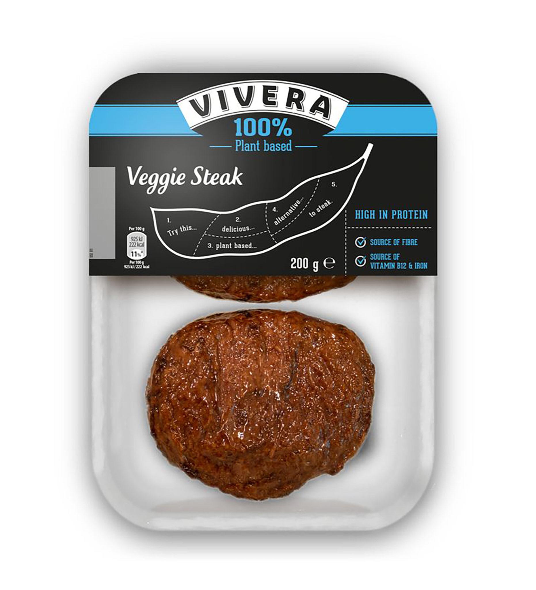 Vegan stek