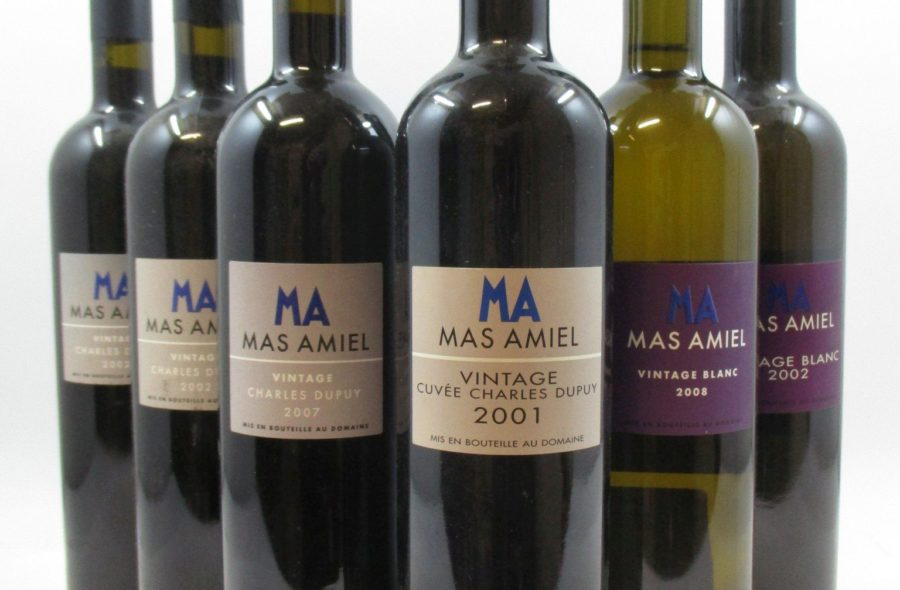 Maury Mas Amiel Vintage 2000