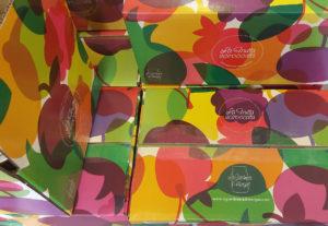 La frutta sciroccata