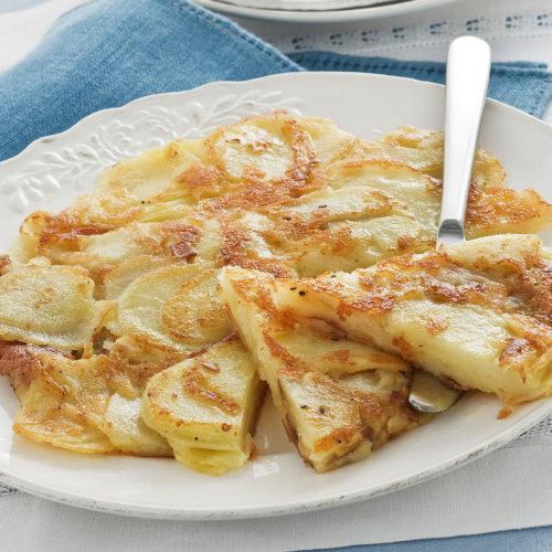 frico morbido con patate