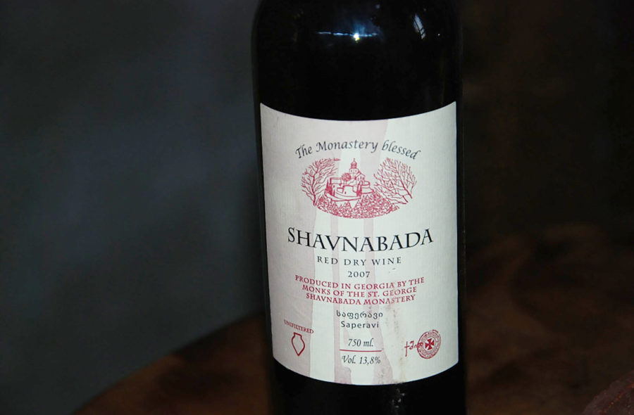 klasztorne wino