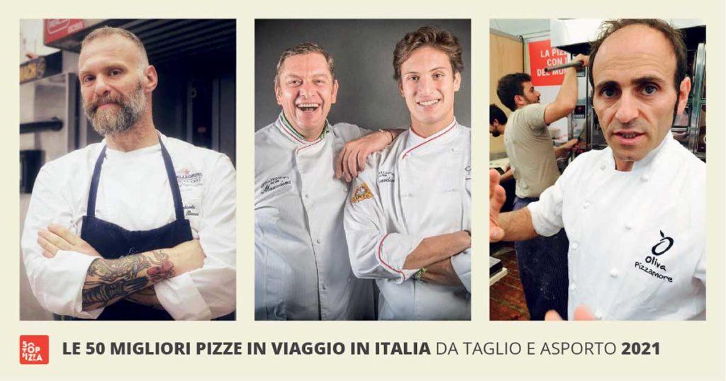 50 Top Pizza: Pizzarium di Gabriele Bonci Migliore Pizza in Viaggio